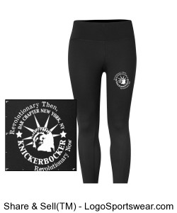 Champion Womens Printed Performance Leggings Design Zoom