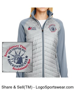 Marmot Ladies Variant Jacket - Embroidered Design Zoom