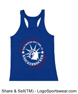 Knickerbocker Performance Tank Design Zoom